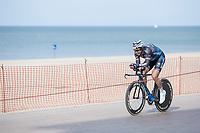 seaside TT for Stijn Devolder (BEL/Willems Veranda's - Crelan) <br /> <br /> 3 Days of De Panne 2017<br /> afternoon stage 3b: ITT De Panne-De Panne (14,2km)