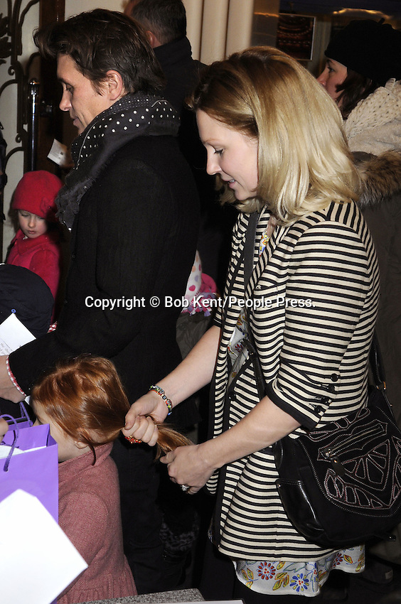 London - Special VIP performance of 'Room On The Broom' at the Lyric Theatre, London December 1st 2012..Photo by Bob Kent