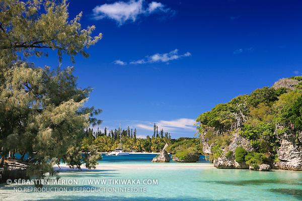 Baie de Kanuméra, Ile des Pins, Nouvelle-Calédonie