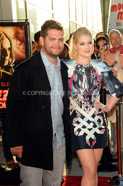 WWW.ACEPIXS.COM . . . . .  ....August 22 2011, LA....Kelly Osbourne and Jack Osbourne arriving at a Screening Of 'God Bless Ozzy Osbourne' To Benefit The Musicares Map Fund at the Arclight Cinemas Hollywood on August 22, 2011 in Hollywood, California.....Please byline: PETER WEST - ACE PICTURES.... *** ***..Ace Pictures, Inc:  ..Philip Vaughan (212) 243-8787 or (646) 679 0430..e-mail: info@acepixs.com..web: http://www.acepixs.com