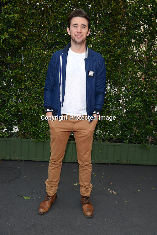 Billy Flynn the 2015 Daytime Emmy Gifting Suite on April 25, 2015 at Warner Brothers Stuido Lot  in Burbank, California, USA. The gift lounge was presented by OffTheWallIdeas.com.