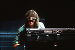 Jon Lord of Deep Purple 1987
