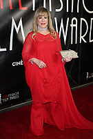 HOLLWOOD, CA - October 08: Daphna Ziman, At 4th Annual CineFashion Film Awards At On El Capitan Theatre In California on October 08, 2017. Credit: FayeS/MediaPunch