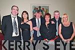 Clounmacon GAA Social : Attending the Clounmacon GAA club social held at the Listowel Arms Hotel on Friday night last were John Walsh, Bridget Molyneaux, John & Bernie O'Sullivan & Enda & Mary Murphy.