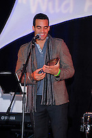 US Olympic Gold Medal Gymnast Danell Leyva receives award during The Boys and Girls Club of Miami Wild About Kids 2012 Gala at The Four Seasons, Miami, FL on October 20, 2012
