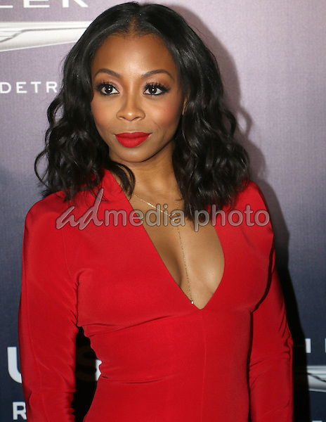 08 January 2017 - Beverly Hills, California - Bresha Webb. NBCUniversal 74th Annual Golden Globe After Party with stars from NBC Entertainment, Universal Pictures, E! and Focus Features held at the Beverly Hilton Hotel. Photo Credit: Dylan Lujano/AdMedia