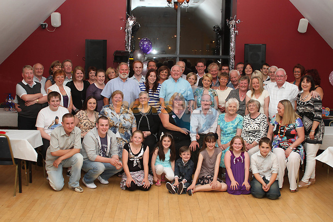 Breanan Rice 50th in The Thatch..Picture Jenny Matthews/Newsfile.ie