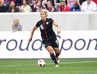 Lori Lindsey. The USWNT defeated Mexico, 1-0, during the game at Red Bull Arena in Harrison, NJ.