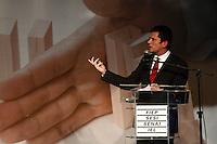 CURITIBA, PR, 10.03.2016 - SÉRGIO MORO-PR - O Juiz federal Sérgio Moro durante o 2º Fórum Transparência e Competitividade na noite desta quinta-feira (10) em Curitiba (PR) no auditório no Campus da FIEP - Federação das Indústrias do Estado do Paraná.(Foto: Paulo Lisboa/Brazil Photo Press)