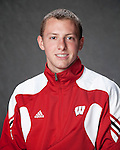 2010-11 UW Swimming and Diving Team - Austin Cox. (Photo by David Stluka)