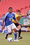 July 1 2007:  Scott Sealy (19) of the Wizards.  The MLS Kansas City Wizards tied the visiting Toronto FC 1-1 at Arrowhead Stadium in Kansas City, Missouri, in a regular season league soccer match.