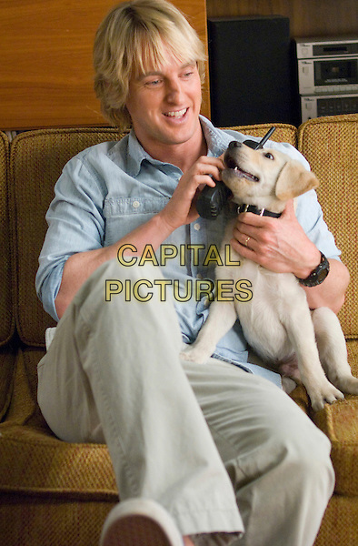 OWEN WILSON.in Marley & Me.*Filmstill - Editorial Use Only*.CAP/FB.Supplied by Capital Pictures.