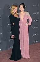 Melanie Griffith &amp; Dakota Johnson at the 2017 LACMA Art+Film Gala at the Los Angeles County Museum of Art, Los Angeles, USA 04 Nov. 2017<br /> Picture: Paul Smith/Featureflash/SilverHub 0208 004 5359 sales@silverhubmedia.com