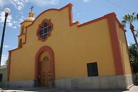 Iglesia en la colonia de Villa de Seris en Hermosillo, Sonora