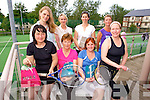 The Tralee Tennis club Ladies Day Tournament sponsored by John Ross Jewellers on Saturday pictured Jackie Gavaghan, Alison Bordman, Denise Brassil, Linda O'Neill, Heather O'Sullivan and Sandrine Brassil, (John Ross), Clodagh Murphy, Charlotte Lucid