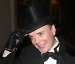 Jefferson Mays.exiting the Stager Door after  the Broadway Opening Night Performance of 'Gore Vidal's The Best Man' at the Gerald Schoenfeld Theatre in New York City on 4/1/2012