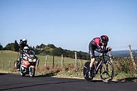 Geraint Thomas (GBR/Team Ineos)<br /> <br /> Stage 13: ITT - Pau to Pau (27.2km)<br /> 106th Tour de France 2019 (2.UWT)<br /> <br /> ©kramon