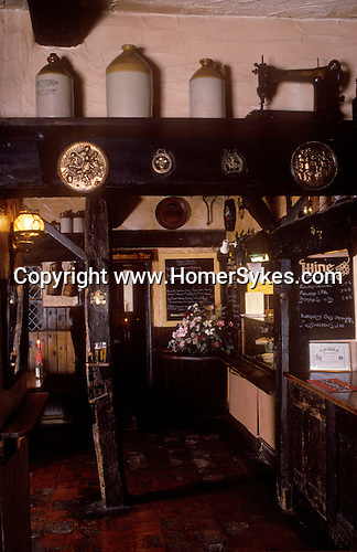 The Village Pub. Old Coach House, Ashby St Ledgers, Northamptonshire. England