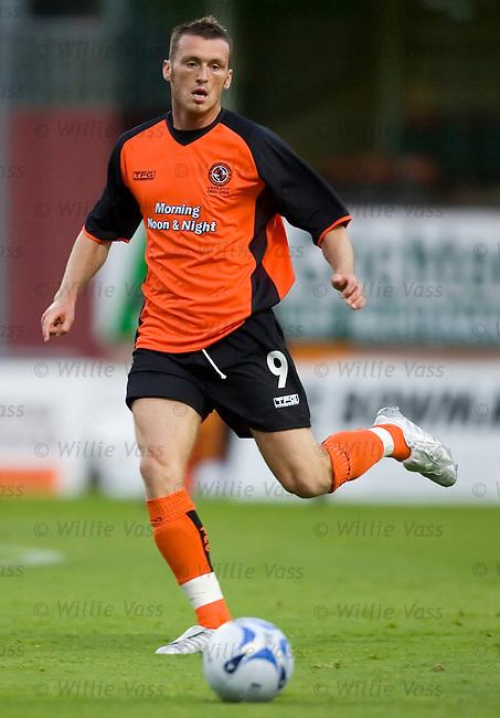 Lee Miller, Dundee Utd.stock season 2005-2006.pic willie vass