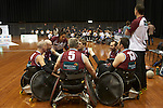 National Wheelchair Rugby Championships 2013 - Day One<br /> NSW vs QLD