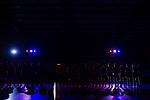 Mannheim, Germany, November 29: During the Bundesliga indoor women hockey match between Mannheimer HC and TSV Mannheim on November 29, 2019 at Irma-Roechling-Halle in Mannheim, Germany. Final score 4-4. (Copyright Dirk Markgraf / 265-images.com) ***