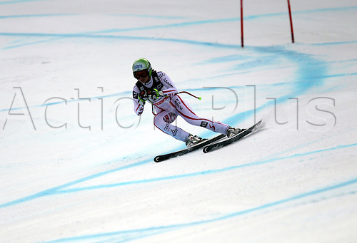 11.02.2011  FIS ALPINE WORLD SKI CHAMPIONSHIPS. FENNINGER Anna in Garmisch-Partenkirchen, Germany.