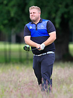 Thomas Rastall (Howley Hall GC) on the 9th tee during Round 1 of the Titleist &amp; Footjoy PGA Professional Championship at Luttrellstown Castle Golf &amp; Country Club on Tuesday 13th June 2017.<br /> Photo: Golffile / Thos Caffrey.<br /> <br /> All photo usage must carry mandatory copyright credit     (&copy; Golffile | Thos Caffrey)