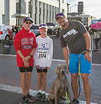 The Steele family during the 2nd Annual Reno Mile in downtown Reno on Saturday, Sept. 7, 2019.
