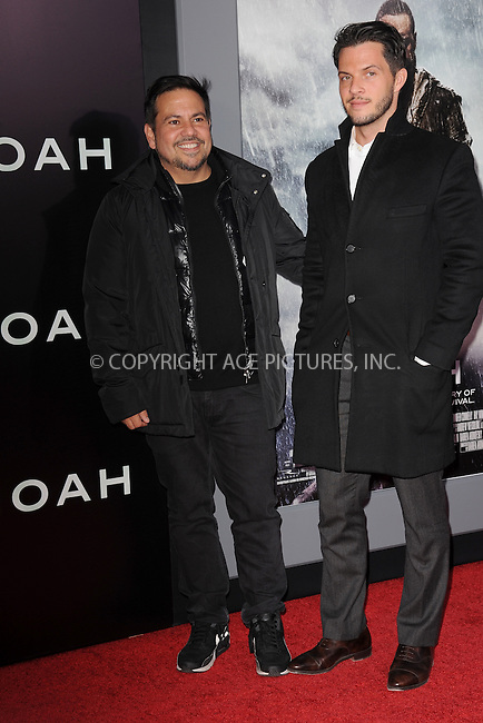 WWW.ACEPIXS.COM<br /> March 26, 2014 New York City<br /> <br /> Narciso Rodriguez attending the 'Noah' New York premiere at Ziegfeld Theatre on March 26, 2014 in New York City.<br /> <br /> Please byline: Kristin Callahan<br /> <br /> ACEPIXS.COM<br /> <br /> Tel: (212) 243 8787 or (646) 769 0430<br /> e-mail: info@acepixs.com<br /> web: http://www.acepixs.com