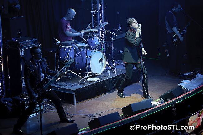 Radio Radio in concert at Voodoo Lounge of Harrah's Casino in St. Louis during local music marathon on Apr 9, 2010.