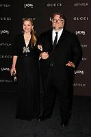 Guillermo del Toro, Kim Morgan attend 2018 LACMA Art + Film Gala at LACMA on November 3, 2018 in Los Angeles, California.    <br /> CAP/MPI/IS<br /> &copy;IS/MPI/Capital Pictures