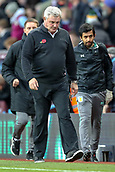 4th November 2017, Villa Park, Birmingham, England; EFL Championship football, Aston Villa versus Sheffield Wednesday; Steve Bruce Manager of Aston Villa walks to the dressing room at half time with his side trailing 2-0