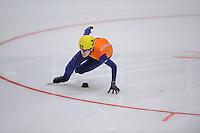 SHORTTRACK: HEERENVEEN: Thialf, Invitation Cup, 01-021011, Annita van Doorn (31), ©foto: Martin de Jong