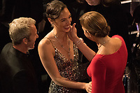 Gal Gadot and Oscar&reg; winner Allison Janney at The 90th Oscars&reg; at the Dolby&reg; Theatre in Hollywood, CA on Sunday, March 4, 2018.<br /> *Editorial Use Only*<br /> CAP/PLF/AMPAS<br /> Supplied by Capital Pictures