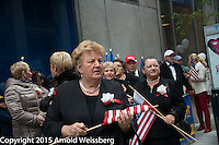 Pulaski Day Parade, 2015, Manhattan