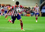 Diego Costa during the UEFA Champions League semifinal first leg football match Club Atletico de Madrid vs Chelsea FC at the Vicente Calderon stadium in Madrid on April 22, 2014.   PHOTOCALL3000/DP