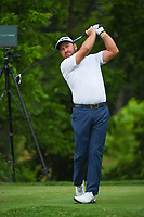 Graeme McDowell (NIR) watches his tee shot on 6 during round 4 of the 2019 Charles Schwab Challenge, Colonial Country Club, Ft. Worth, Texas,  USA. 5/26/2019.<br /> Picture: Golffile | Ken Murray<br /> <br /> All photo usage must carry mandatory copyright credit (© Golffile | Ken Murray)