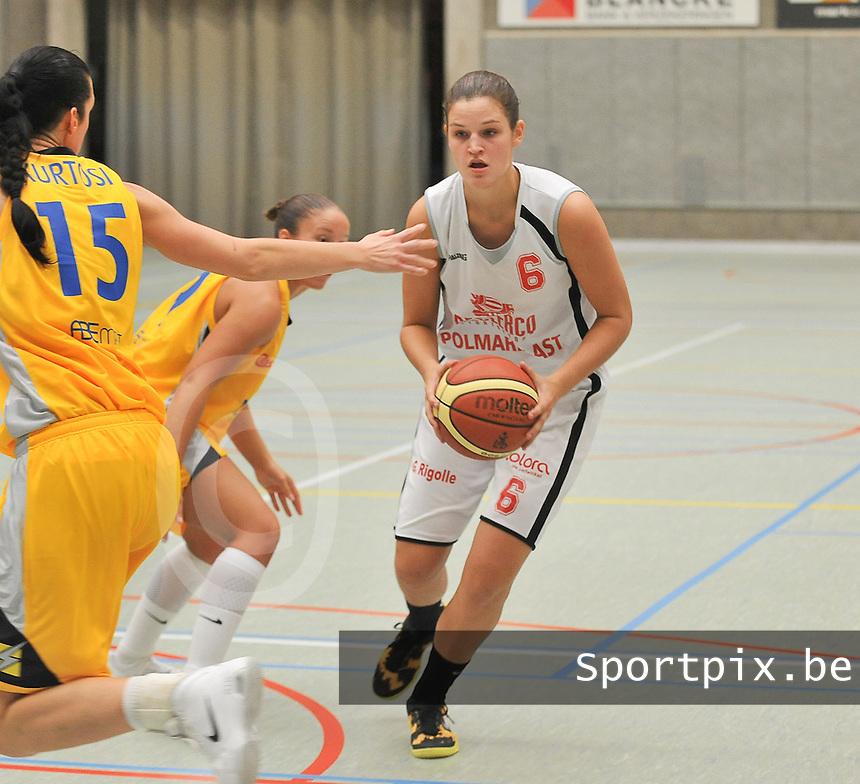 Dames Basket Waregem DBC : Jana Raman<br /> foto VDB / Bart Vandenbroucke