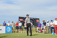 Jimmy Walker (USA) watches his tee shot on 8 during round 4 of the AT&T Byron Nelson, Trinity Forest Golf Club, at Dallas, Texas, USA. 5/20/2018.<br /> Picture: Golffile | Ken Murray<br /> <br /> All photo usage must carry mandatory copyright credit (© Golffile | Ken Murray)