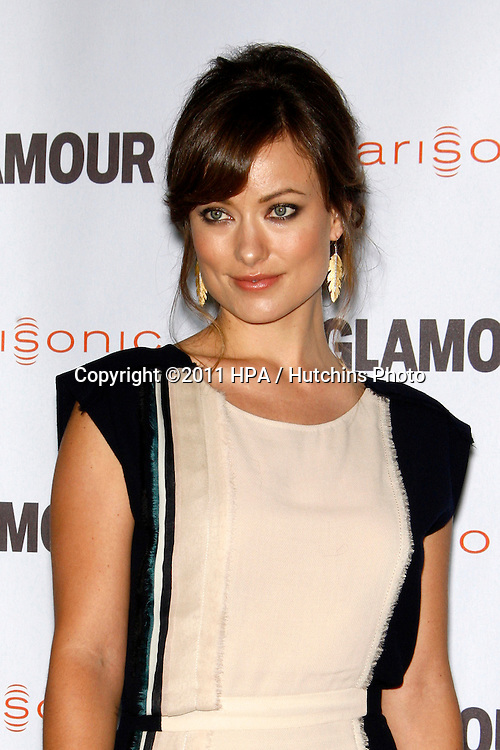 LOS ANGELES - OCT 24:  Olivia Wilde arrives at the 2011 Glamour Reel Moments Premiere at Directors Guild Of America on October 24, 2011 in Los Angeles, CA
