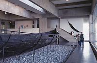 Daenemark, Seeland, Wikingerschiff-Museum in Roskilde bei Kopenhagen