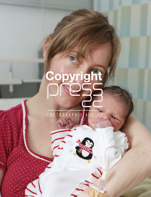 25/12/12    Cillian Sandhu from Adare, Co. Limerick born at 1.38am on Christmas Day in the Regional Maternity Hospital, Limerick.  Cillian weighed in at 2.98 kgs and is pictured above with his mum Jane. Pictures Liam Burke/Press 22