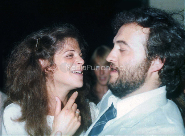 Gilda Radner and John Belushi 1978<br /> Photo By John Barrett-PHOTOlink.net / MediaPunch