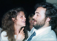 Gilda Radner and John Belushi 1978<br /> Photo By John Barrett-PHOTOlink.net / MediaPunch