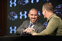 Eric Weddle Press Conference