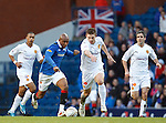 El Hadji Diouf takes on Steve Jennings