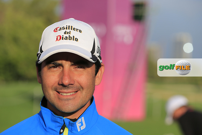 \{prsn}\ during Wednesday's Pro-Am day of the 2015 Commercial Bank Qatar Masters, Doha Golf Club, Doha, Qatar.: Picture Eoin Clarke, www.golffile.ie: 1/20/2015