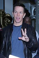 NOV 06 Mark Wahlberg Seen In NYC