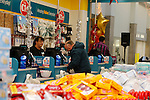 Staff and Management at the opening of the Dealz new store in Mulling Co West Meath.<br /> <br /> Picture Newsfile/Professional Images