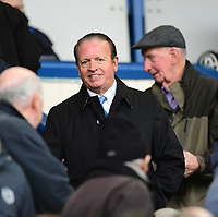 Bolton Wanderers' chairman Ken Anderson, centre, seen prior to the game<br /> <br /> Photographer Chris Vaughan/CameraSport<br /> <br /> The EFL Sky Bet Championship - Sheffield Wednesday v Bolton Wanderers - Saturday 10th March 2018 - Hillsborough - Sheffield<br /> <br /> World Copyright &copy; 2018 CameraSport. All rights reserved. 43 Linden Ave. Countesthorpe. Leicester. England. LE8 5PG - Tel: +44 (0) 116 277 4147 - admin@camerasport.com - www.camerasport.com